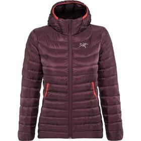Arc'teryx Cerium LT Naiset takki , punainen